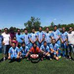 «तमु समाज कप» फुटबल प्रतियोगिता २०१९ मा एनआरएनए फ्रान्सको सहभागिता