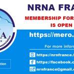 एनआरएनए फ्रान्सको सदस्यता बितरण सुरु, महाधिवेसन २०१९ सम्बन्धी अत्यन्त जरुरी सूचना !